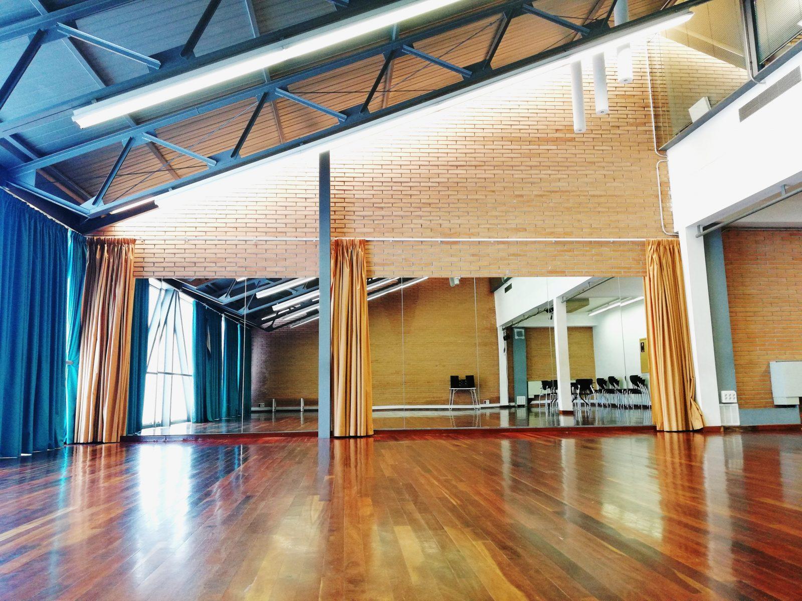 Sala d'assaig del Teatre Zorrilla