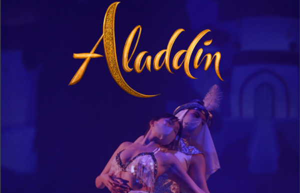 Aladdín - Escola Dansa Neus García