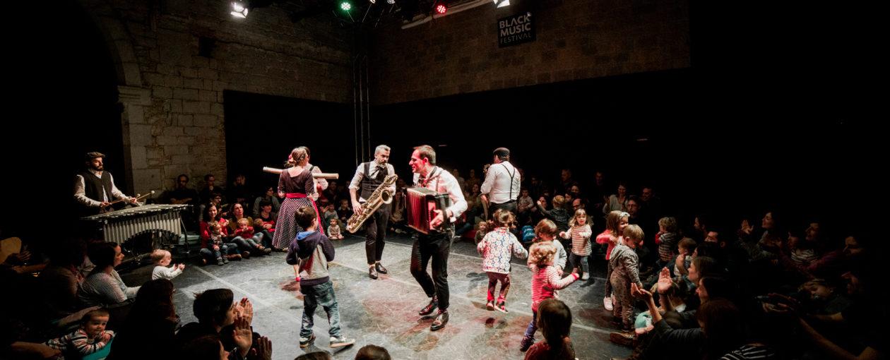 Black Music pels més menuts al Teatre Principal/Margarida Xirgu