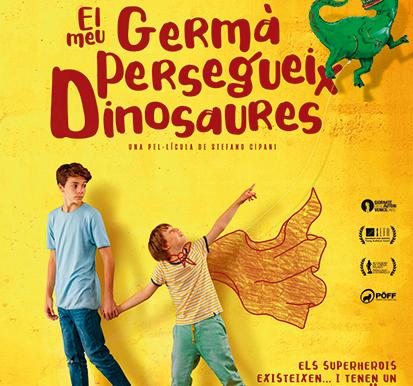 El meu germà persegueix dinosaures - Cicle Gaudí