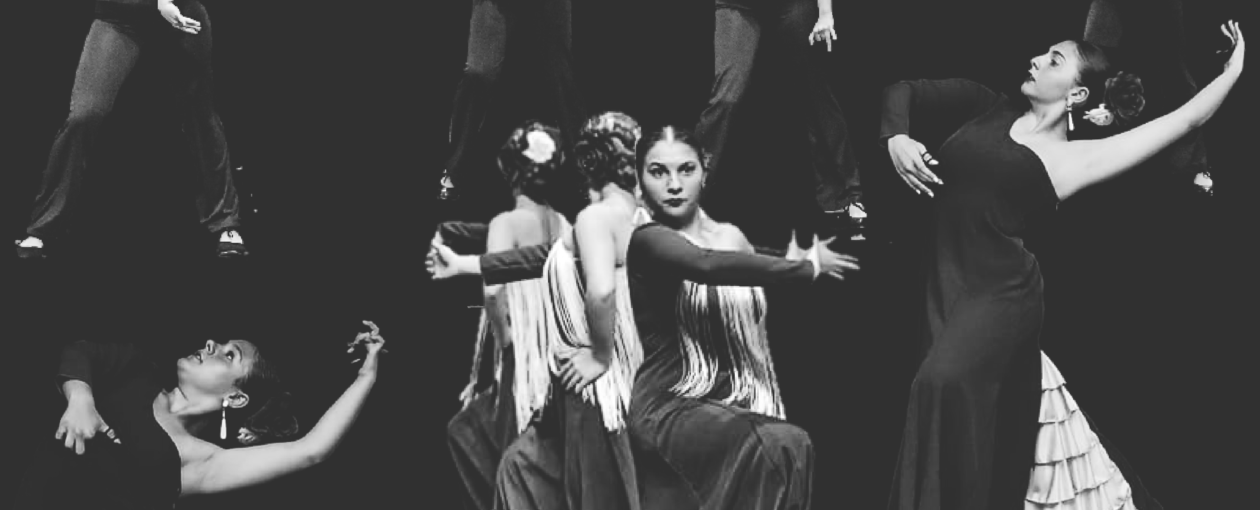 Mujeres de la Companyia Querencia al Teatre Zorrilla