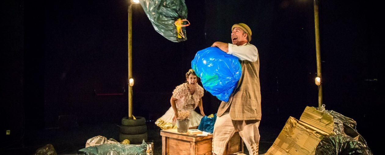 Herència al Teatre Principal/Margarida Xirgu
